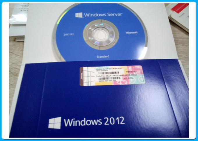 64 Bit 1.4 GHz Microsoft Windows Server Standard 2012 R2 2CPU / 2VM OEM