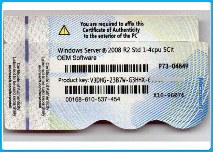 Win Server 2008 R2 Enterprise OEM Paketi 1-4 cpu standardı 5 CLT windows sever yazılımı